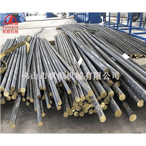 黄铜棒生产线