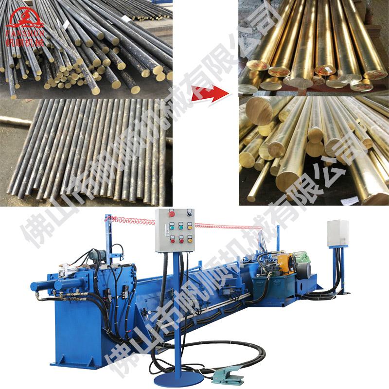 肇庆砂型铸造机械厂家,黄铜管设备