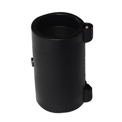 电热熔塑料管抗压机件,电熔管件