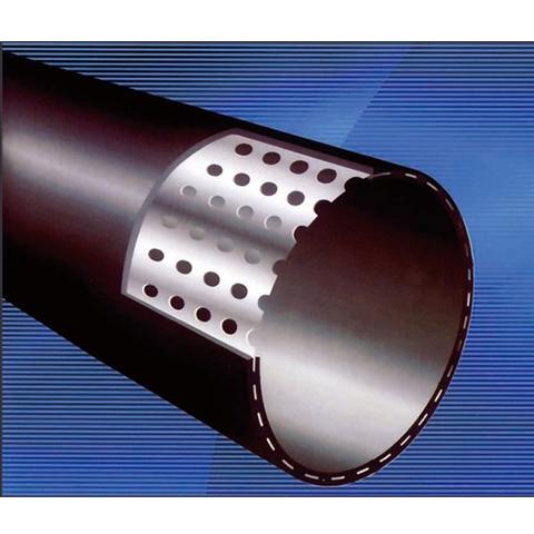 孔网钢带复合管,钢丝网骨架聚乙烯塑料
