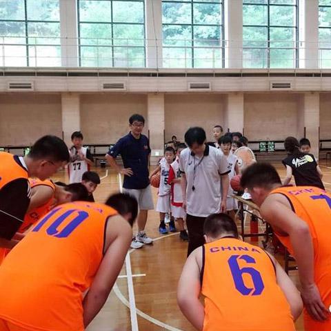 济南欣都花园美式篮球训练营学习中心