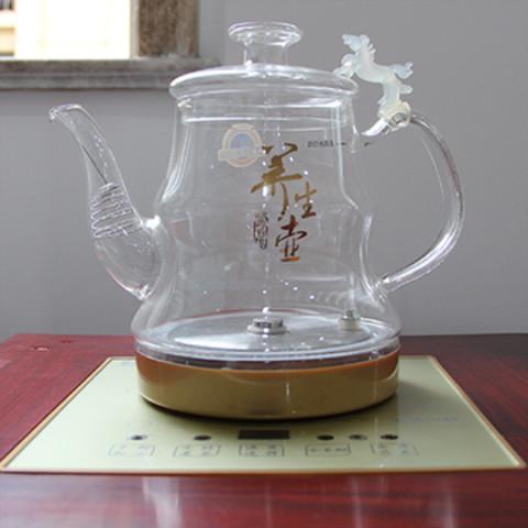 玻璃养生壶