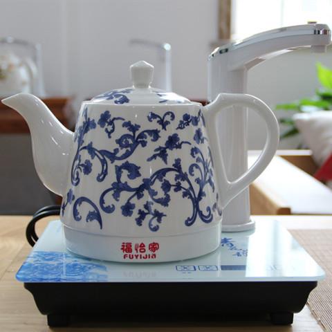 青花瓷取水壶