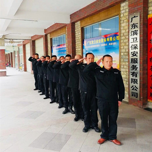 深圳小区保安如干钱迎接知道情况的同伙,出来讲讲