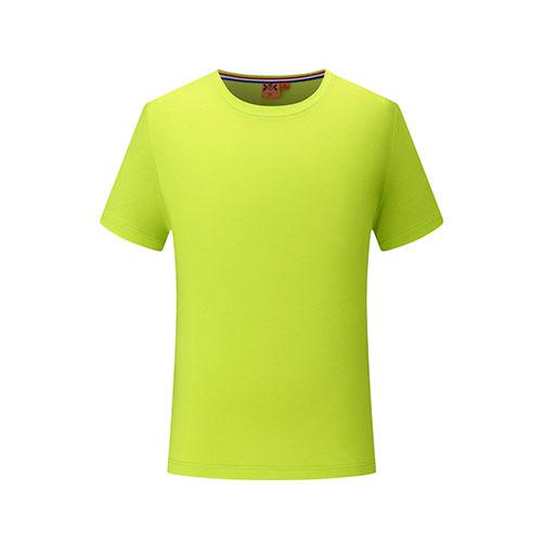 最新定做样板————圆领T恤