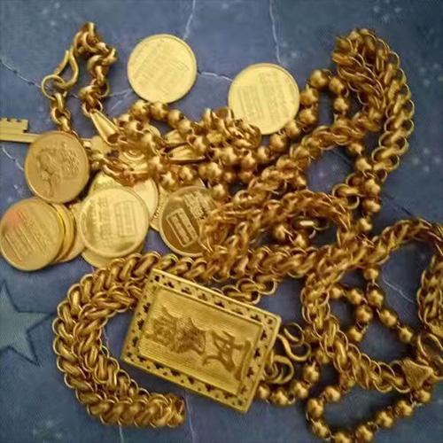 昆明黄金制品回收多少一克,金灿黄金精心制作