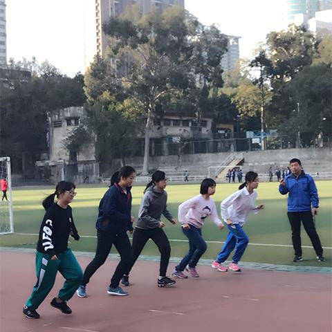 广州800米跑步培训机构,恒强体育市场口碑好