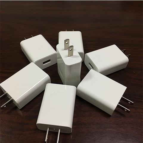 手机韩规折叠脚充电器外壳价格