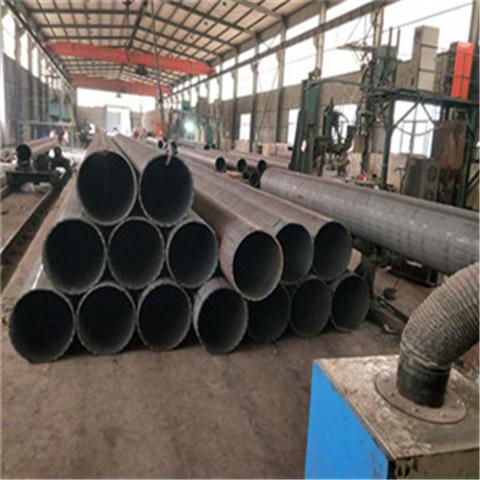 钢结构大口径厚壁直缝钢管供应