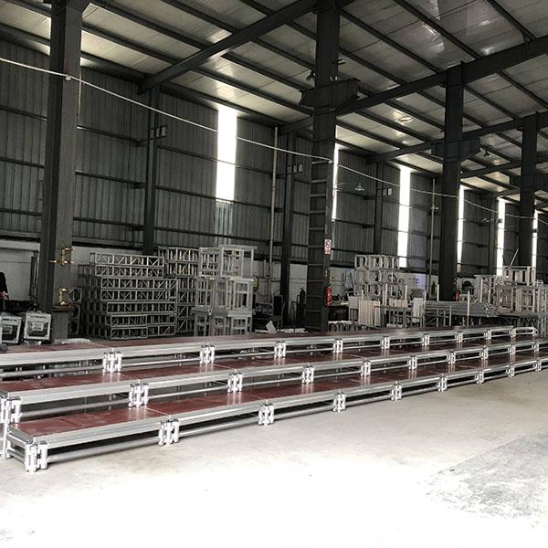 竹条桁架结构设计模型