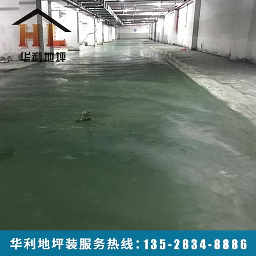 肇庆防静电地坪施工服务,华利地坪让品质来检测质量