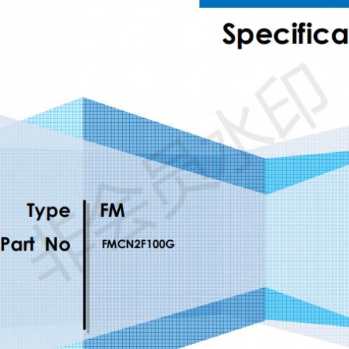 INPAQ_Chip_Antenna FM_A1