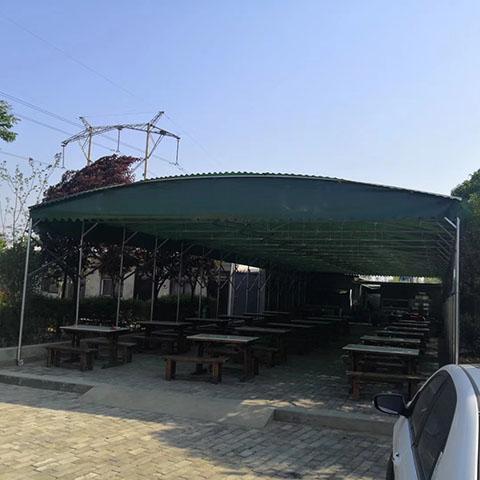 榆林批发防水雨棚公司欢迎订购