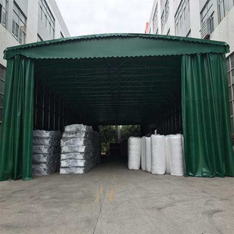 渭南订做推拉活动雨棚公司期待亲的关注了解