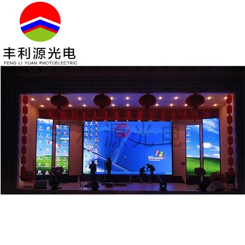 南昌安装室内p4全彩led显示屏厂家价格