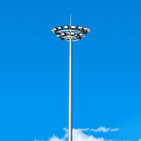 欧式高杆灯柱