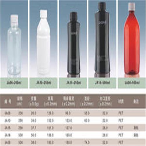 广东药用塑料瓶定制厂家信誉良好