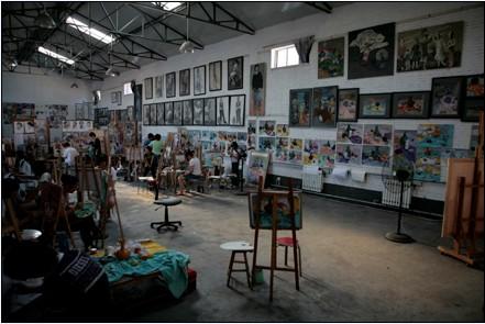 上海黃浦附近卡通動漫培訓輔導多少錢_上海悲鴻美校