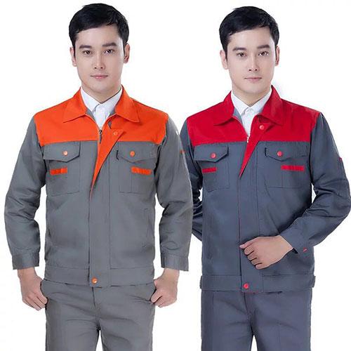 广州工作服订做-工厂服装定制-白领工作服定做