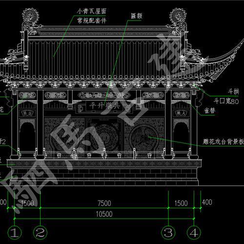 原始建筑设计_驷马古境详情请致电沟通