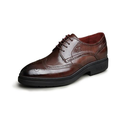 广东高端皮鞋加盟品牌,微空调前景好价格更合理