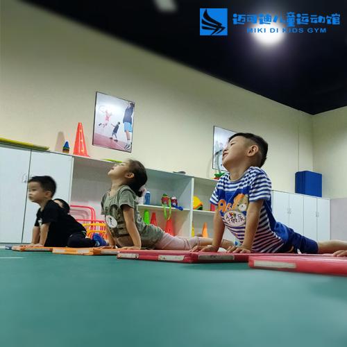 兒童體適能訓練館加盟